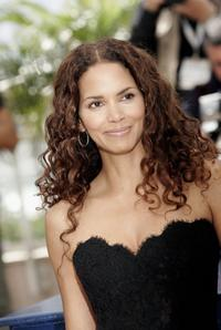 Halle Berry at the photocall of