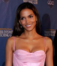 Halle Berry at the premiere of