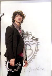 Joe Jonas at the 2007 American Music Awards.