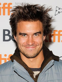 Rob Mayes at the Canada premiere of