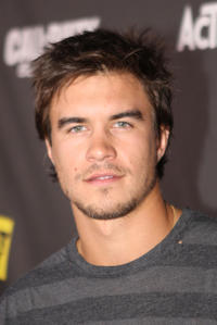 Rob Mayes at the