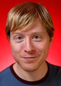 Anthony Rapp at the 2004 Sundance Film Festival.