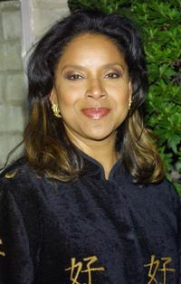 Phylicia Rashad at the Gala Benefit for Debbie Allen's Musical Pearl.
