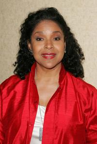 Phylicia Rashad at the 67th Annual Awards luncheon.