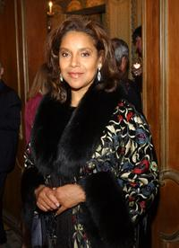 Phylicia Rashad at the New York opening of