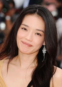Qi Shu at the 62nd Annual Cannes Film Festival.