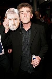 Steve Evets at the after party of the UK premiere of