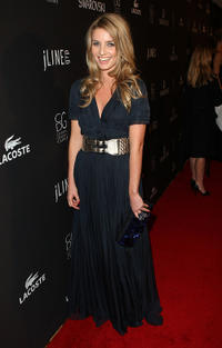 Annabelle Wallis at the 11th Annual Costume Designers Guild Awards Reception in California.