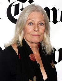 Vanessa Redgrave at the Cuny Graduate Center.