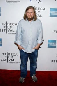 Michael Chernus at the premiere of