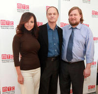Rosie Perez, David Hyde Pierce and Michael Chernus at the photocall of