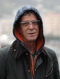 Lou Reed at the 55th San Sebastian International Film Festival for photocall of