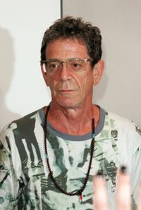Lou Reed at the Mark Seliger's 401 Projects'