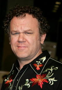 John C. Reilly at the premiere of
