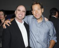 Clyde Phillips and James Remar at the premiere of