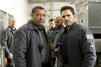 Jean Reno, Laurence Fishburne, Skeet Ulrich, Amaury Nolasco and Matt Dillon in