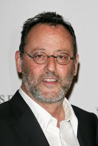 Jean Reno at the IWC Da Vinci Launch party.
