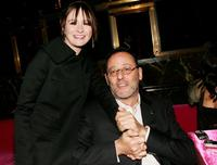 Jean Reno and Emily Mortimer at the
