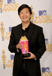 Ken Jeong at the 2010 MTV Movie Awards.