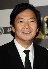Ken Jeong at the 25th Film Independent's Spirit Awards.