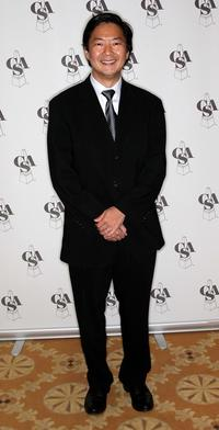 Ken Jeong at the Casting Society of America's 25th Artios Awards.
