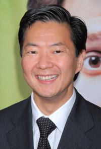 Ken Jeong at the premiere of