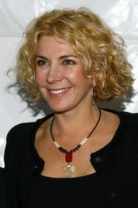 Natasha Richardson at the Billy Elliot The Musical on Broadway.