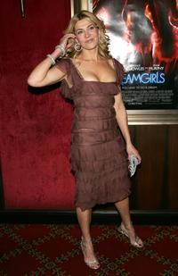 Natasha Richardson at the premiere of