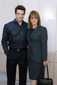 Brennan Elliot and Patricia Richardson at the ATAS Cares About Dress For Success: Power Friends Power Fashion to benefit