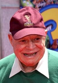 Don Rickles at the California premiere of