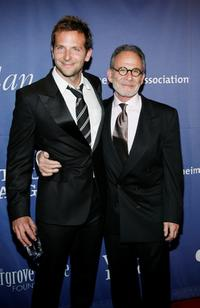 Ron Rifkin and Bradley Cooper at the Alzheimers Association's 15th Annual