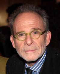 Ron Rifkin at the Broadway opening night of