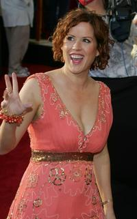 Molly Ringwald at the 2005 MTV Movie Awards.