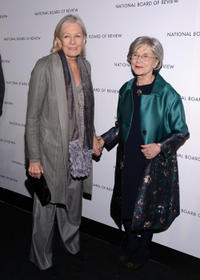 Vanessa Redgrave and Emmanuelle Riva at the 2013 National Board of Review Awards in New York.