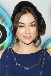 Sasha Grey at the 2012 Golden Globe Awards party in California.