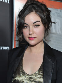 Sasha Grey at the California premiere of