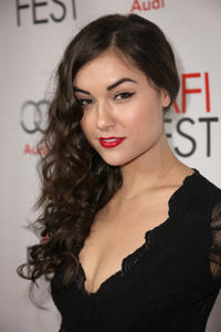 Sasha Grey at the premiere of