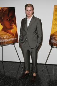 Zachary Booth at the New York premiere of