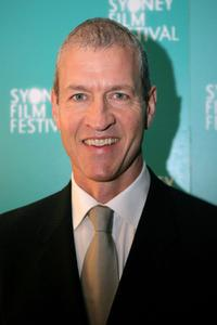David Roberts at the 2008 Sydney Film Festival.