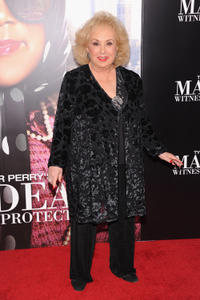 Doris Roberts at the New York premiere of