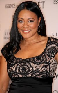 Lela Rochon at the third Annual Essence Black Women in Hollywood Luncheon.