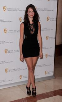 Kaya Scodelario at the British Academy Television Craft Awards.