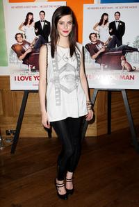 Kaya Scodelario at the VIP screening of