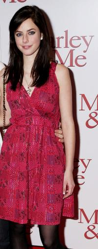 Kaya Scodelario at the UK premiere of