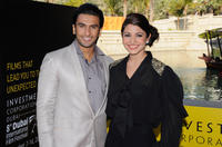Ranveer Singh and Anushka Sharma at the photocall of