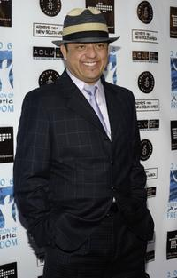 Paul Rodriguez at the Celebration of Artistic Freedom Academy Awards Viewing Dinner.