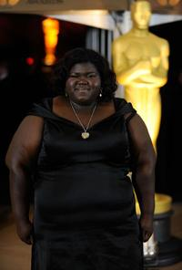 Gabourey Sidibe at the Academy of Motion Picture Arts and Sciences Inaugural Governors Awards.