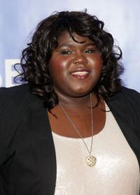Gabourey Sidibe at the New York premiere of