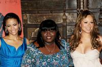 Paula Patton, Gabourey Sidibe and Mariah Carey at the 62nd International Cannes Film Festival.