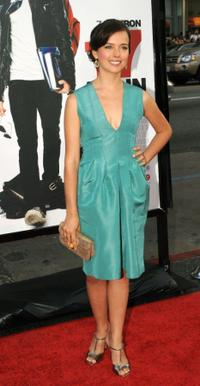 Allison Miller at the Los Angeles premiere of